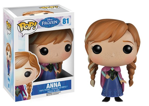 Funko POP! Disney Frozen ANNA #81