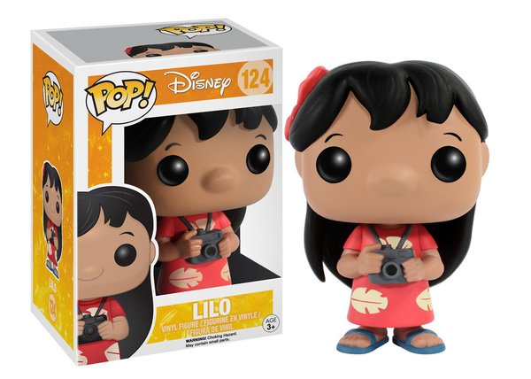 Funko POP! Disney LILO #124