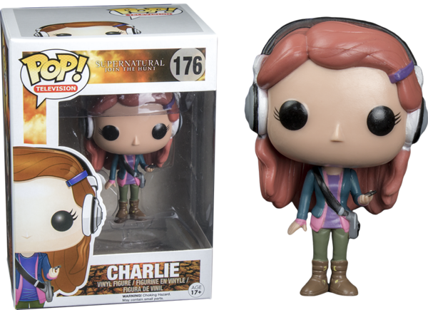 Funko POP! Supernatural CHARLIE #176