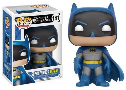 Funko POP! DC Super Friends BATMAN #141