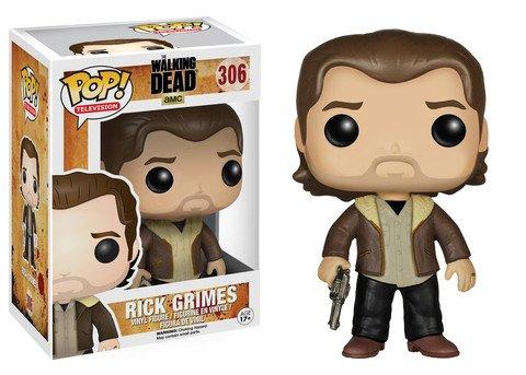 Funko POP! Walking Dead RICK GRIMES #306