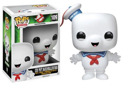 Funko POP! Ghostbusters STAY PUFT MARSHMALLOW MAN #109