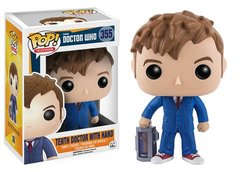 Funko POP! Doctor Who 10TH DOCTOR with HAND #355
