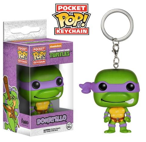 Funko Pocket POP! Keychain DONATELLO