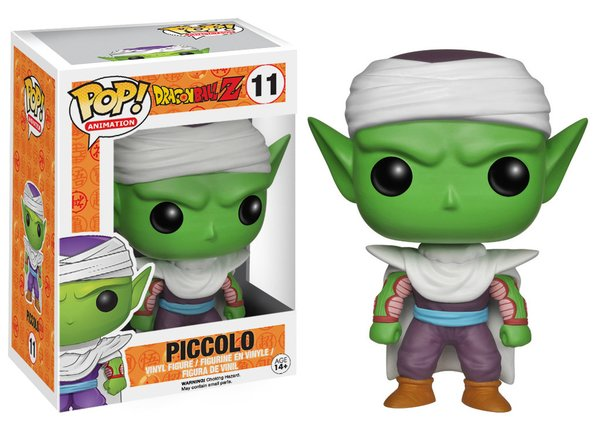 Funko POP! Dragonball Z PICCOLO #11