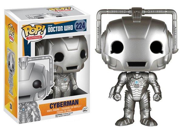 Funko POP! Doctor Who CYBERMAN #224