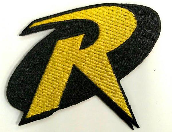 Patch Robin Logo Animated