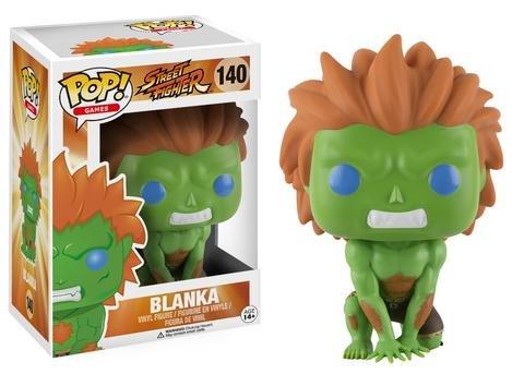 Funko POP! Street Fighter BLANKA #140
