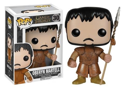 Funko POP! Game of Thrones OBERYN MARTELL #30 VAULTED