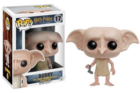 Funko POP! Harry Potter DOBBY #17