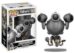 Funko POP! Fallout CODSWORTH #163