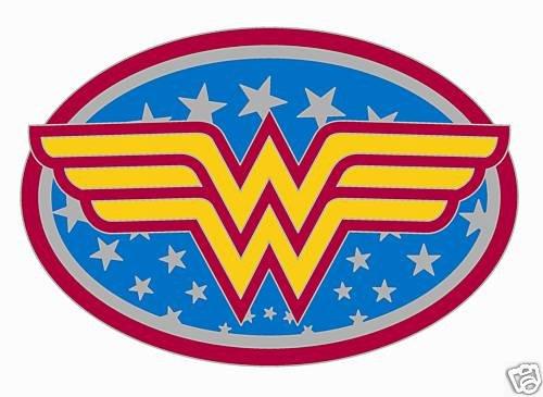 Pin Wonder Woman Logo