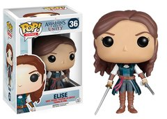 Funko POP! Assassin's Creed ELISE #36 VAULTED