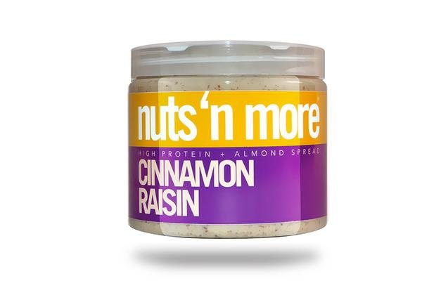 Nuts 'N More - Cinnamon Raisin Almond Butter | Innovation ...