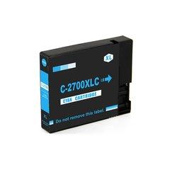 Dubaria 2700 XL Cyan Ink Cartridge Compatible For Canon PGI 2700 XL Cyan Ink Cartridge For Use In Canon Maxify IB 4080, IB 4070, IB 4170, MB 5070, MB 5080, MB 5370, MB 5470 Printer
