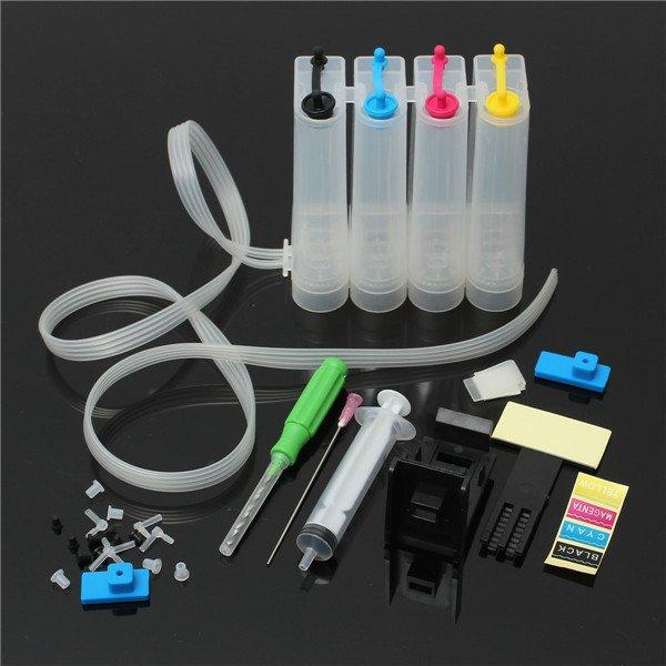 Dubaria® CISS Ink Tank System For HP DeskJet Ink Advantage ...