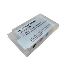 Dubaria Empty Refillable Cartridge For Epson PM215 / 235 / 245 Printers Compatible With Epson T5852