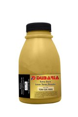 Dubaria Extra Dark Toner Powder For HP 12A Toner Cartridge - 100 Grams Bottle Pack