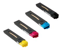 Dubaria 80 Color Toner Cartridge Replacement For Xerox Versant 80 / 180 Press Color Toner Cartridges - Cyan, Magenta, Yellow & Black - Combo Value Pack