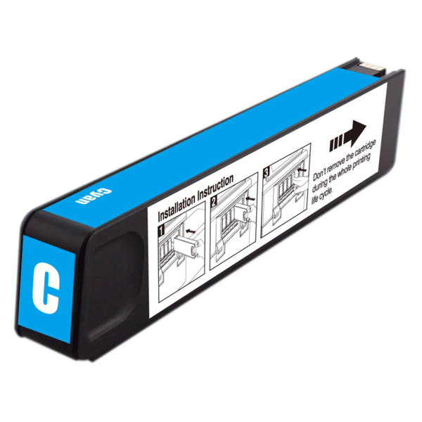 Dubaria 971 XL Cyan Ink Cartridge For HP 971XL Cyan Ink Cartridge For Use In OfficeJet Pro X476dn MFP, X476dw MFP, X576dn MFP, X576dw MFP, X451dn, X451dw, X551dw Printers