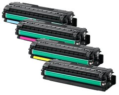 Dubaria 506 Toner Cartridge Compatible For Samsung 506 Toner Cartridge For Use In Samsung CLP-680DWm, CLP-680ND, CLX-6260FR, CLX-6260FW, CLX-6260ND Printers - Combo Value Pack