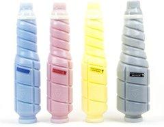 Dubaria Compatible Toner Cartridge Replacement For Konica Minolta TN-610 Toner Cartridges - TN612K, TN612C, TN612M, TN612Y For Use In Bizhub PRO C5501, C6501 - Combo Value Pack