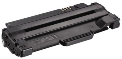 Dubaria 113X Compatible For Dell 113X / 2MMJP Black Toner Cartridge For Use 1130, 1130n, 1133, 1135n Printers