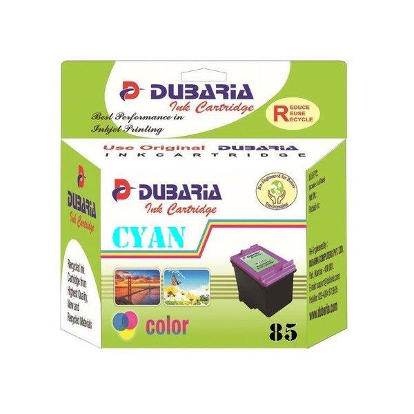 Dubaria 85 Cyan Ink Cartridge For HP 85 Cyan Ink Cartridge