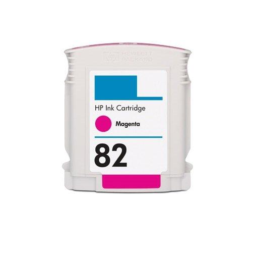 Dubaria 82 Magenta Ink Cartridge For HP 82 Magenta Ink Cartridge
