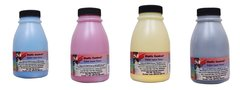Static Control Color Toner Powder For HP 128A - CE320A / CE321A / CE322A / CE323A Color LaserJet CM1415FNW / CM1415FN / CP1520 / CP1525 / CP1525N / CP1525NW / CP1521N Printers