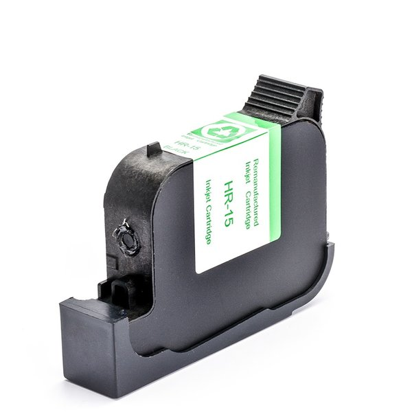 Dubaria 15 Black Ink Cartridge For HP 15 Black Ink Cartridge (C6615DA)