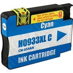 Dubaria 933 XL Cyan Ink Cartridge For HP 933XL Cyan Ink Cartridge