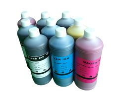 Dubaria Refill Ink For Use In HP T 2500 Plotter Printers Compatible With HP 727 All Six Colors - Cyan, Magenta, Yellow, Photo Black, Matt Black & Gray - 100 ML Each Bottle