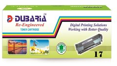 Dubaria TK 17 Toner Cartridge Compatible For Kyocera TK-17 Toner Cartridge For Use In FS-1000,1010, 1050,3750, 6700