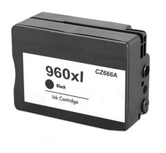 Dubaria 960 XL Black Ink Cartridge Compatible For HP 960XL / CZ665AA Black Ink Cartridge For OfficeJet Pro 3610, 3620 Printers