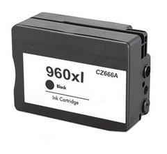 Dubaria 960 XL Black Ink Cartridge Compatible For HP 960XL / CZ665AA Black Ink Cartridge For OfficeJet Pro 3610, 3620 Printers