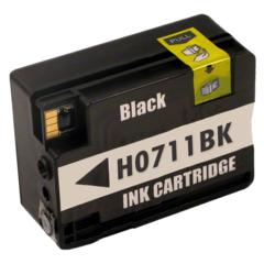 "Dubaria 711 Black Ink Cartridge Repalcement For HP 711 Black Ink Cartridge For Use In DesignJet T120 24"" ePrinter, DesignJet T520 24"", ePrinter DesignJet T520 36"" ePrinter"