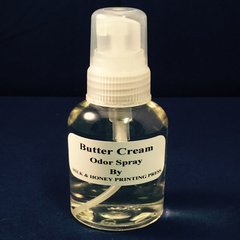 Butter Cream Odor Spray