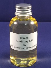 Ruach Elder's Anointing Oil
