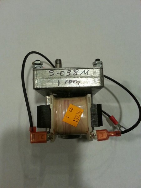 Alaska Paddle Feed Motor S 038m Fireplace Parts And