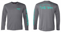 Salty Veins Cobia long sleeve dri-fit