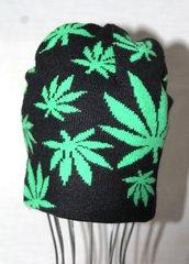 Marijuana Leaf Beanie