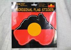 Koori Sticker - Oz Shape