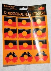 Koori Stickers - Set of 12