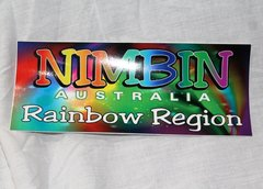 Nimbin Bumper Sticker