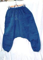 Aladdin Pants - Blue