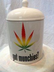 Munchies Jar