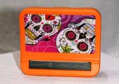 Rolling Machine - Skull Candy - Orange