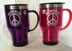 Insulated Travel Coffee Mug - Large