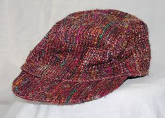 Hemp & Silk Cap